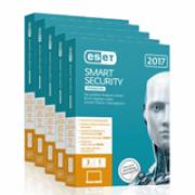 ارسال پستی 50 عدد بسته - لایسنس آنتی ویروس ایست نود 32 - مخصوص کامپیوتر - 1ساله - 2 کاربره - Eset Nod32 Smart Security 10